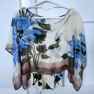 Anthropologie TINY Floral Top